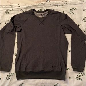 Nike golf sweater shirt